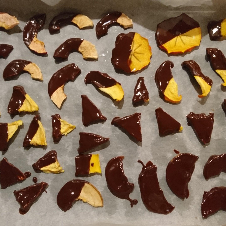 Čokoládové kolekce trochu zdravěji